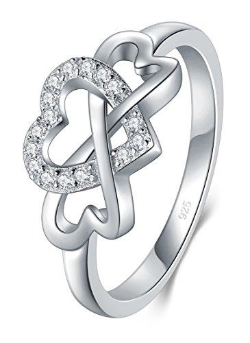 .925 Sterling Silver Crown Tiara Pink Lab Opal Princess Band Ring Sizes 4-12